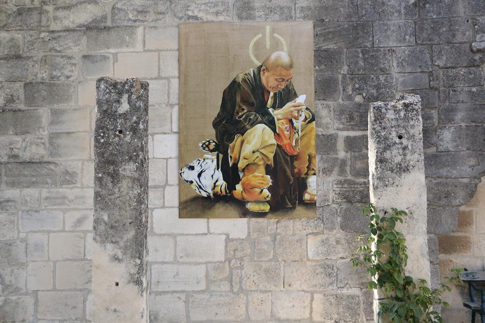 Saint-Rémy-de-Provence / Chapelle Notre-Dame de Pitié / Innerfields
