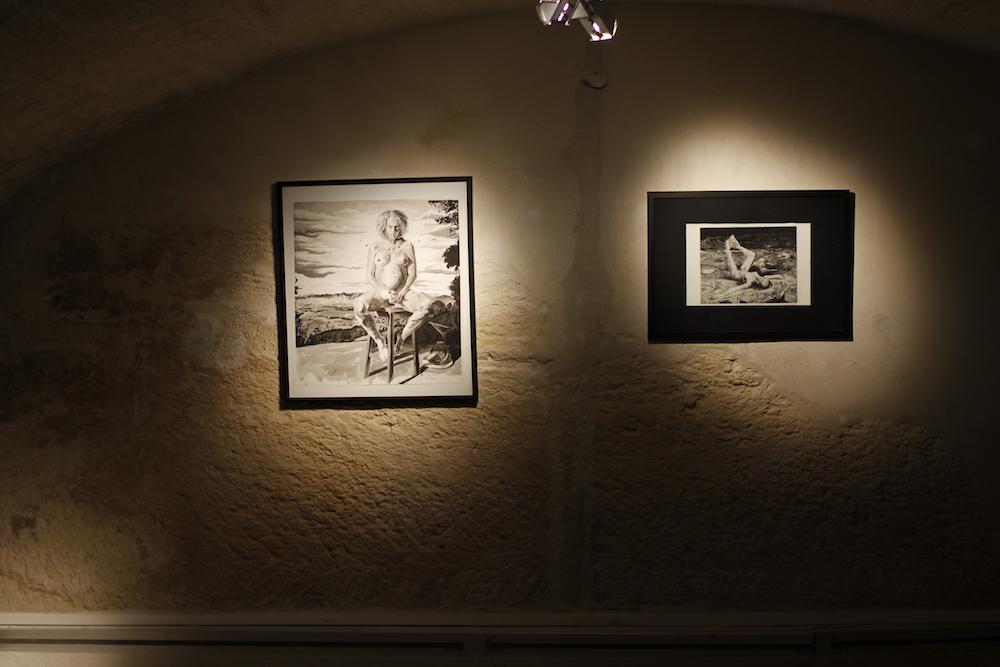 Les Baux-de-Provence / Post Tenebras Lux / Jacques van der Merwe