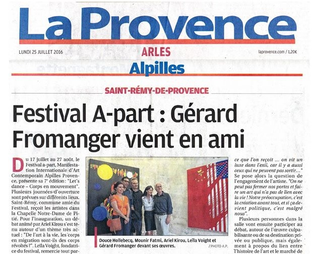 LaProvence25juillet2016