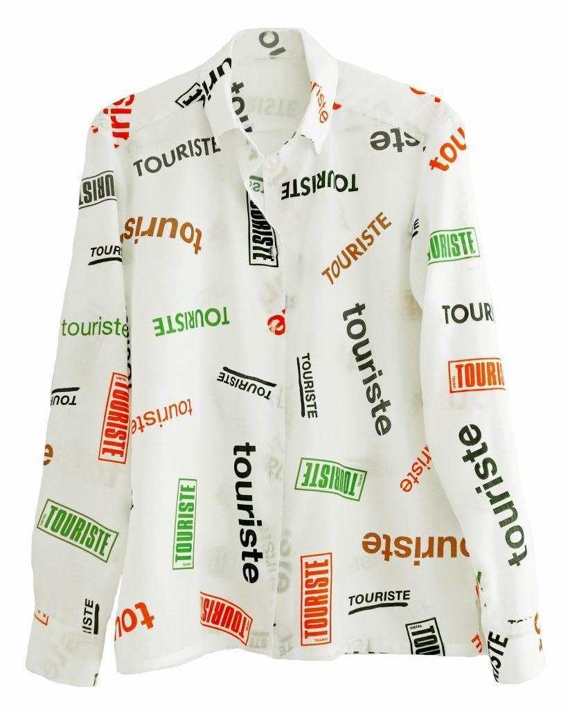 UNTEL - La Chemise Touriste - proto détouré HD