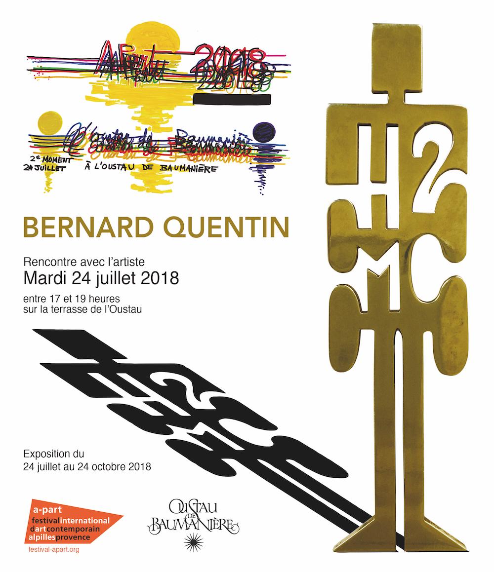 Invitation Bernard Quentin Baumanière web
